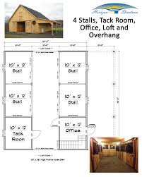 Horse Barn With Apartment Floor Plans Calving Barn Designs Hi Hog Http Hi Hog Com Calving Barn