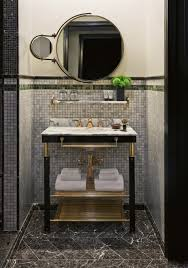 Masculine Bathroom Designs Bathroom Decorating Ideas From Hotels Hotel Chic At Home