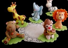 jungle baby shower cakes decorating of party