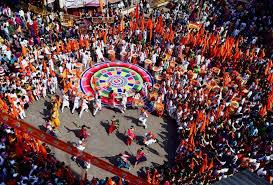 revellers take maharashtra new year day festival to pakistan