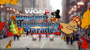 thanksgiving parade live watch wgn tv u0027s 2016 mcdonald u0027s thanksgiving parade on demand wgn tv