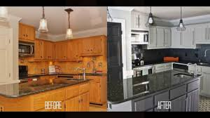 Refurbishing Kitchen Cabinets Kitchen Oak Wood Kitchen Cabinet With Wood Flooring And Cost To