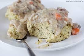 herbed biscuits gravy gluten free vegan thanksgiving