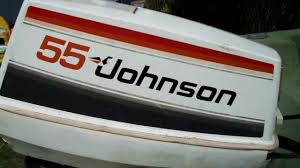 johnson 55 hp seahorse 1979 youtube