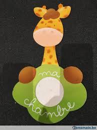 chambre la girafe titoutam plaque chambre safari girafe a vendre 2ememain be