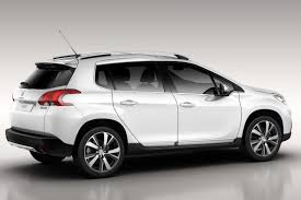 peugeot 3 peugeot officially unveils 2008 crossover premieres at the geneva