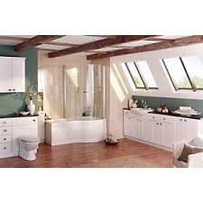 Wickes Bathroom Furniture Wickes Vermont White Fitted Base Unit 600 Mm Vermont Bathroom