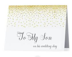 to my on our wedding day card to my on wedding day wedding