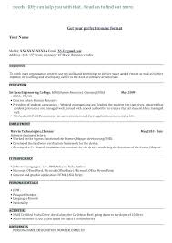 mba application resume format sle resume for mba application