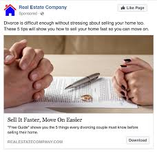use these simple real estate divorce ads to land more listings