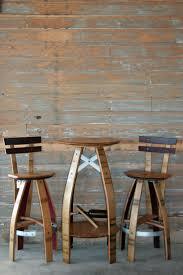 Whiskey Barrel Kitchen Table 49 Best Wine Barrel Furniture Images On Pinterest Wine Barrel