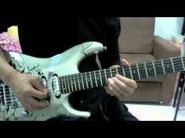 tutorial gitar dear god avenged sevenfold dear god solo tutorial youtube