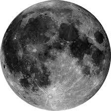 silver grey moon crescent transparent png stickpng