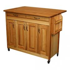 kitchen island with wheels spellbinding butcher block kitchen island wheels with side mount