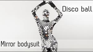disco for sale disco glitter sparkly mirror bodysuit costume for sale from