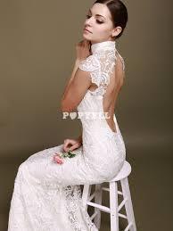 robe de mari e sirene robe mariée robe de mariage sirène sans manches au dos nu moi