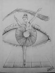 bailarina de ballet a lapiz buscar con google dance