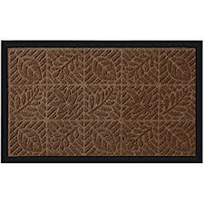 Exterior Door Mat Outside Shoe Mat Rubber Doormat For Front Door 18 X 30