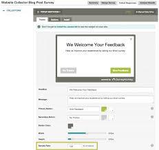 3 easy ways to survey your website visitors surveymonkey