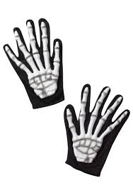skeleton woman halloween costume skeleton gloves