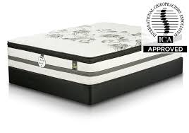 King Koil Bamboo Comfort Classic Plush Mattress Selection