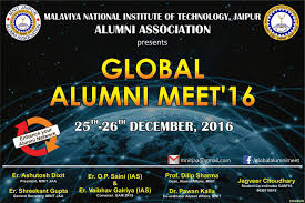 Invitation Cards For Alumni Meet Mnitjaa Global Alumni Meet 2016