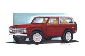 ford bronco 72 ford bronco u2013 kindig it