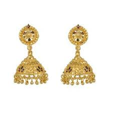 gold earrings for women images gold plated earrings for women by marvel creations mc g er jh020
