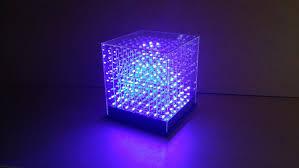 led cubes jollicube 8x8x8 led cube spi diy kit from jollifactory on tindie