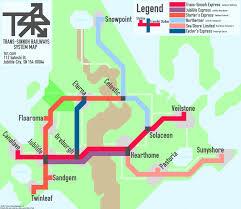 Sinnoh Map It U0027s Hp
