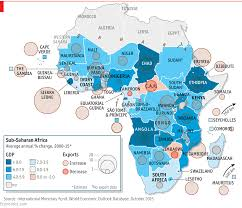 Ghana Africa Map Billion Opportunities