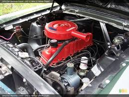 rebuilt 4 6 mustang engine 200 c i inline 6 cylinder engine for the 1965 ford mustang