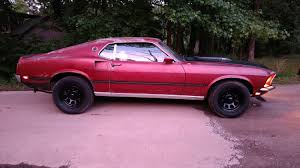 Mustang Mach One Torino Twin 1969 Mustang Mach 1