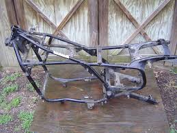 1981 honda gl1100 goldwing frame ebay