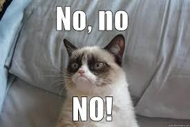 Thinking Cat Meme - grumpy cat memes quickmeme
