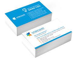 bảng báo giá in card visit chất lượng cao in offset nhiều mầu