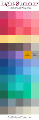 summer colors 80 best color analysis light summer tinted images on pinterest