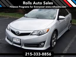 pictures of 2014 toyota camry 2014 toyota camry se sport philadelphia pa 19699365