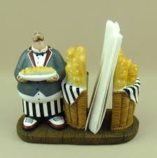 crafts for home decoration online shop housekeeper figurine tissue holder decor resin dinning