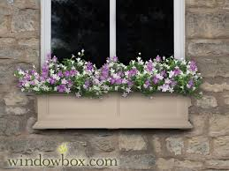 self watering window boxes flower boxes u0026 deck rail planters