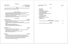 Legal Secretary Resume Samples by Secretary Resume Template