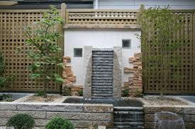 wood lattice wall cedar wood lattice fence