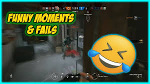 another one funny moments best clutches and fails rainbow six