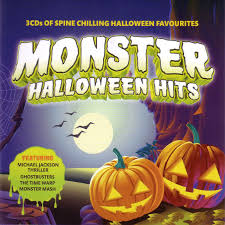 collection halloween music cd pictures chiller thriller movie