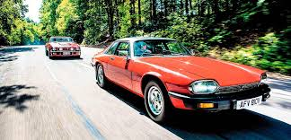 jaguar xj s club drive