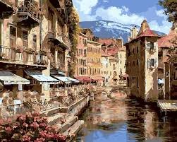 online buy wholesale italy canvas hand painted from china italy