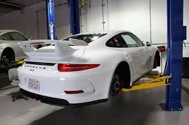 porsche 911 gt3 modified elephant racing 2014 991 gt3 suspension porsche 991