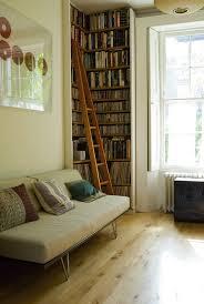 How To Make Bookcases Look Built In Best 25 Floor To Ceiling Bookshelves Ideas On Pinterest