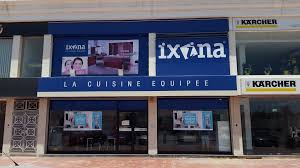 ixina cuisine tunisie cuisine intégrée chez ixina tunis aouina route de la marsa