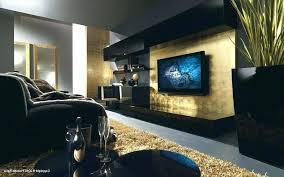 Living Room Ideas With Black Furniture Decorating With Black Furniture In The Living Room Image Of Black